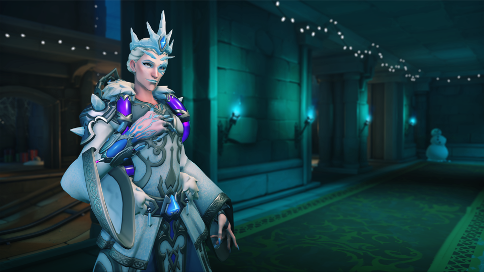 Moira Christmas Skin 2021 Here Are All Of The Overwatch Winter Wonderland 2020 Skins