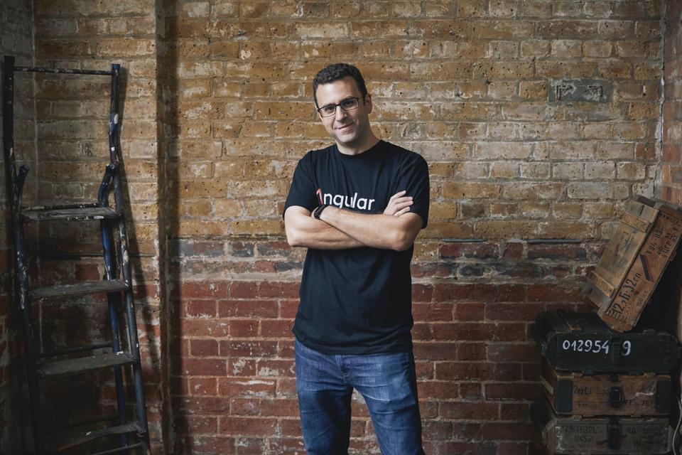 El recién llegado de Midas List Europa Gil Dibner de Angular Ventures