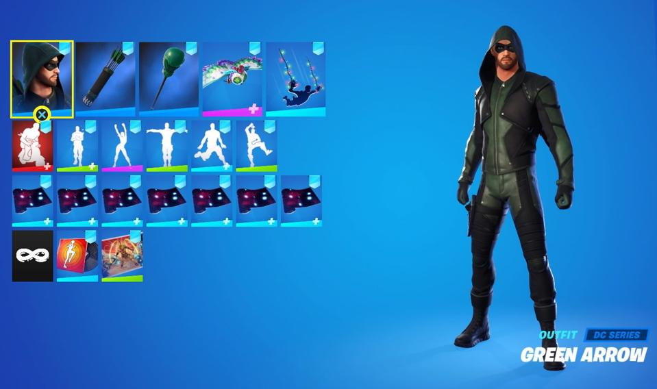 New Fortnite Hunter Skins Will Be Green Arrow Black Panther According To Leaks If that's the case, expect the green arrow fortnite skin to be made available at the start of january. new fortnite hunter skins will be