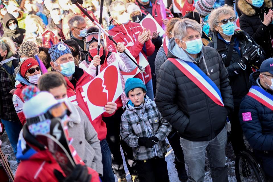 FRANCE-ECONOMY-HEALTH-VIRUS-SKI-TOURISM
