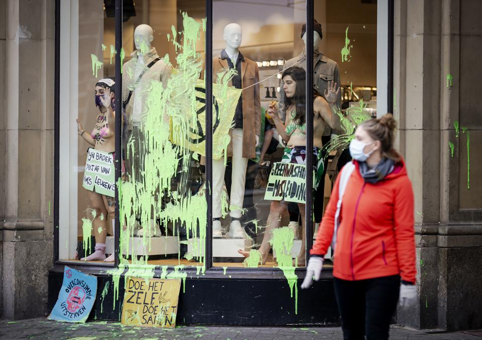 Activists are bringing more attention to greenwashing and engaging shoppers a movement that demands proof of progress.