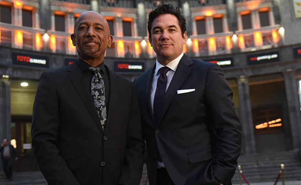 Montel Williams and Dean Cain are two of the faces in front of and behind the scenes in the ″Hate Among Us″ film franchise.