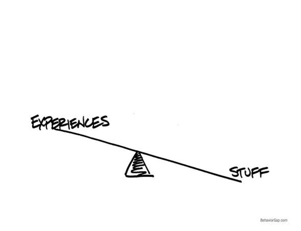 Experiences>Stuff