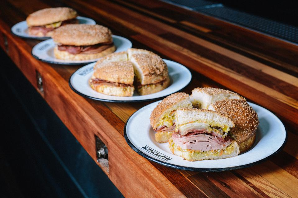 Cochon Butcher's muffuletta is available nationwide on Goldbelly.