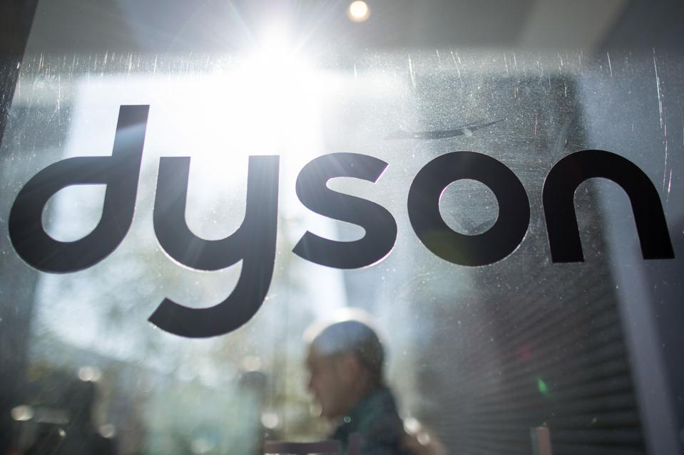 Tour Of The Newly Completed Dyson Ltd. New Factory & Headquarters