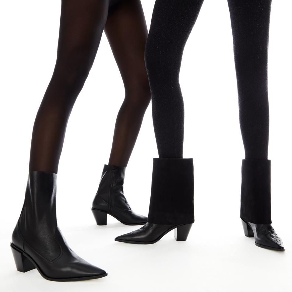 Space Cowgirl Boots by Casadei