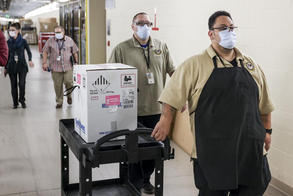 Eastern Colorado VA Receives Shipments Of Covid-19 Vaccines