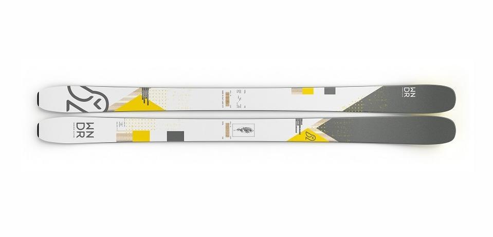 WNDR skis
