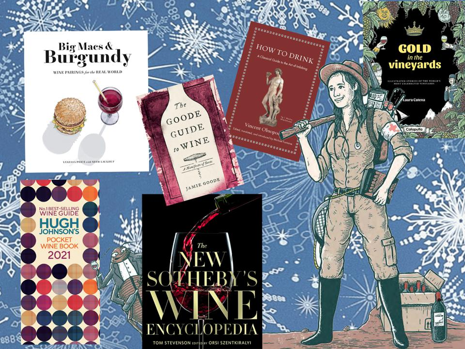 Winemakers, sommeliers and academics all penned wine books in time for the holidays
