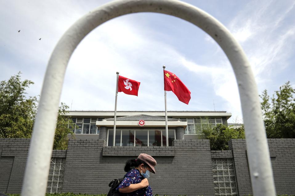 APTOPIX China Hong Kong Security Law