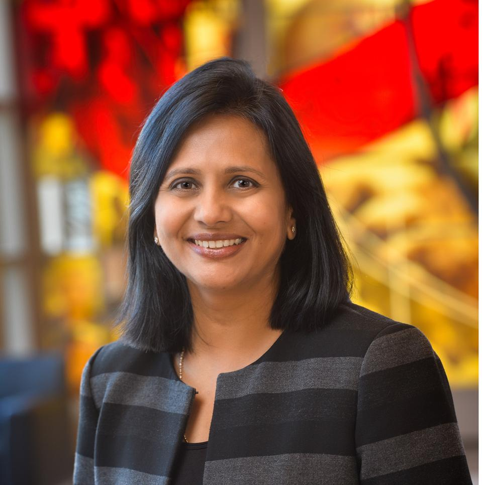 Aarti Shah, chief information and digital officer, Eli Lilly