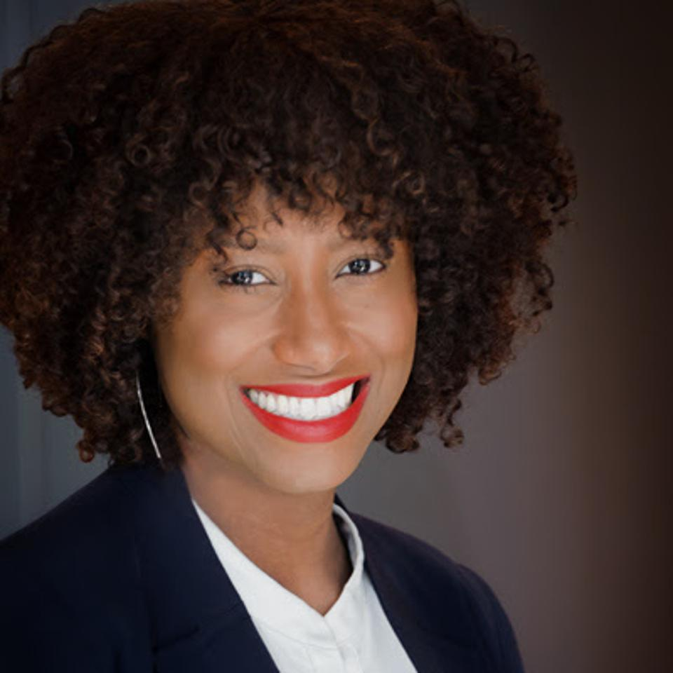 Dr. Tarika Barrett, COO, Girls Who Code