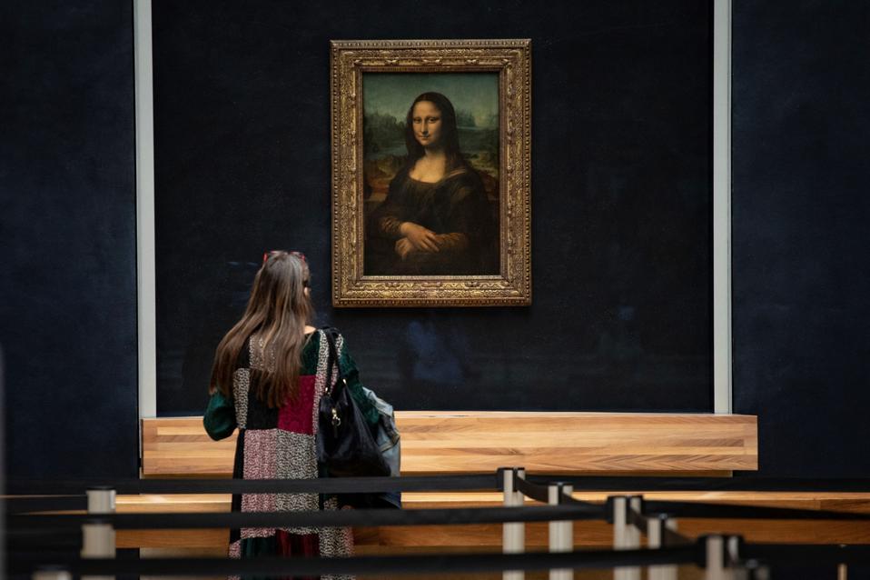 FRANCE-CULTURE-MUSEUM-LOUVRE-HEALTH-VIRUS