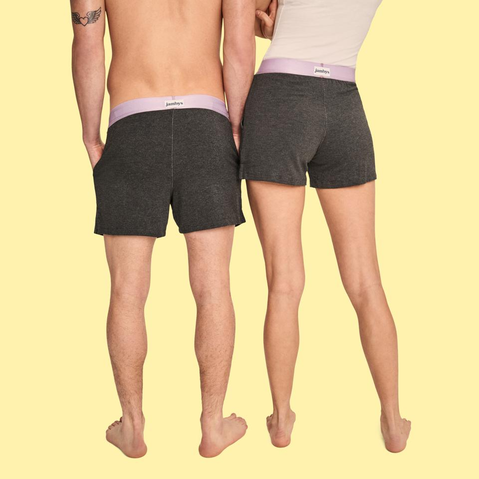 Jambys: Built for the Great Indoors, give anyone on your list the gift of enjoying their downtime with Jambys, the ultimate house shorts.