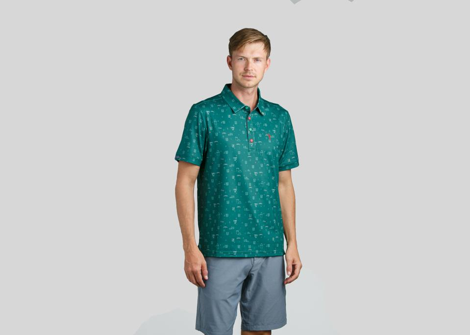 William Murray Golf: A holiday-themed take on the iconic ″Off The Rocks″ collection