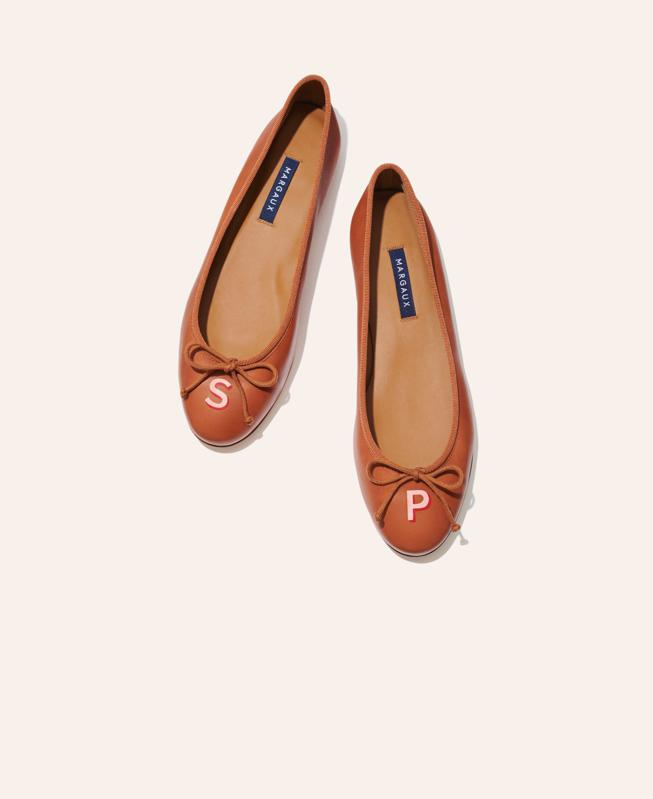 The Demi personalized ballet flat