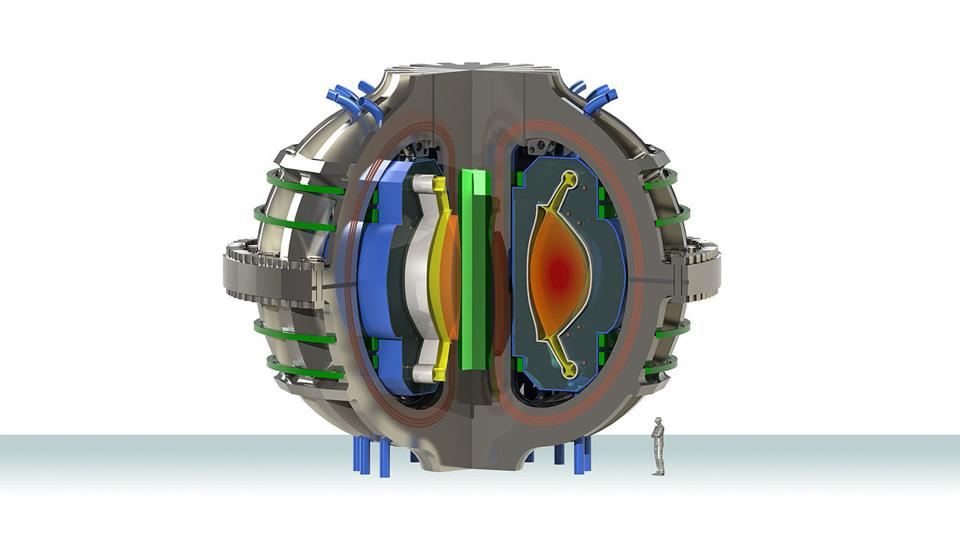 fusion power plant design
