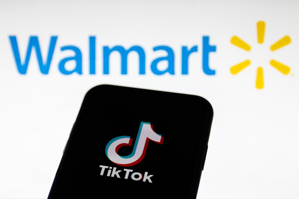 Walmart's CMO Leans Into 'Social Commerce' With A New Shoppable Holiday Livestream On TikTok