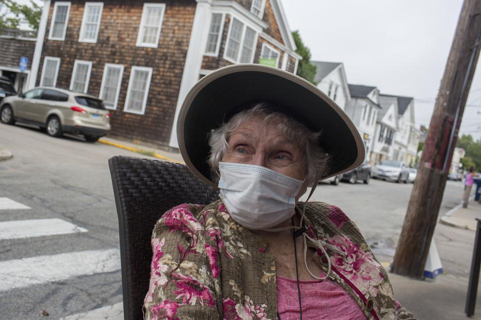 Elderly during the COVID-19 pandemic