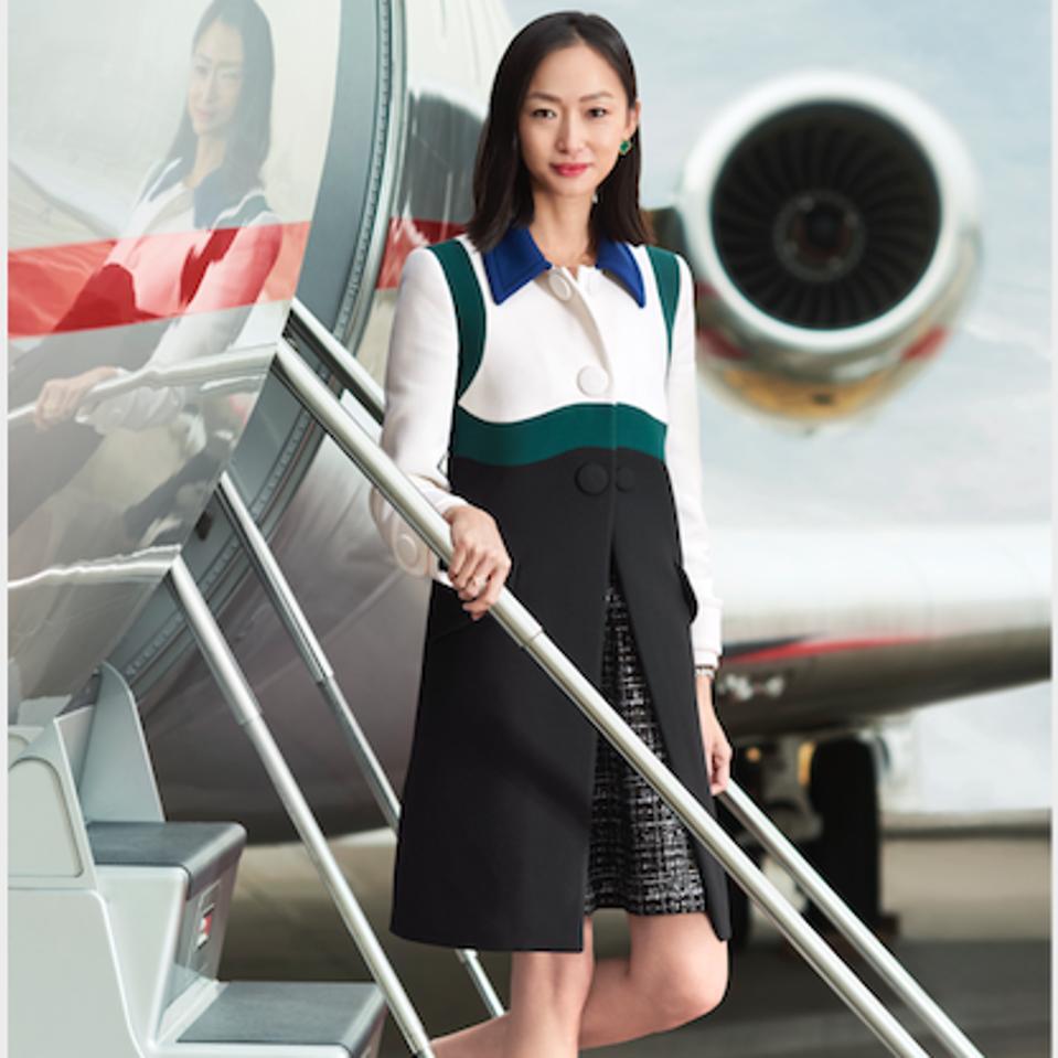 Leona Qi, president of VistaJet U.S.