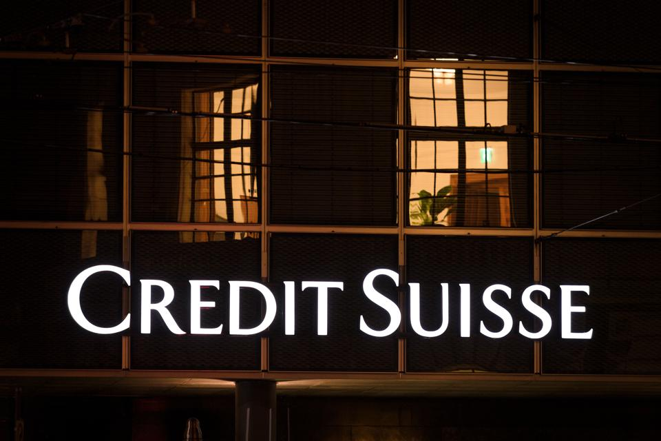 SWITZERLAND-BANKING-CREDIT-SUISSE