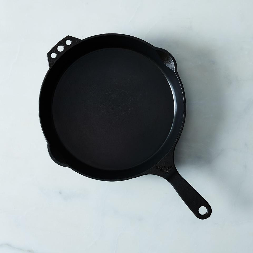 The 13 Best Cast Iron Skillets For All Types Of Cooking
