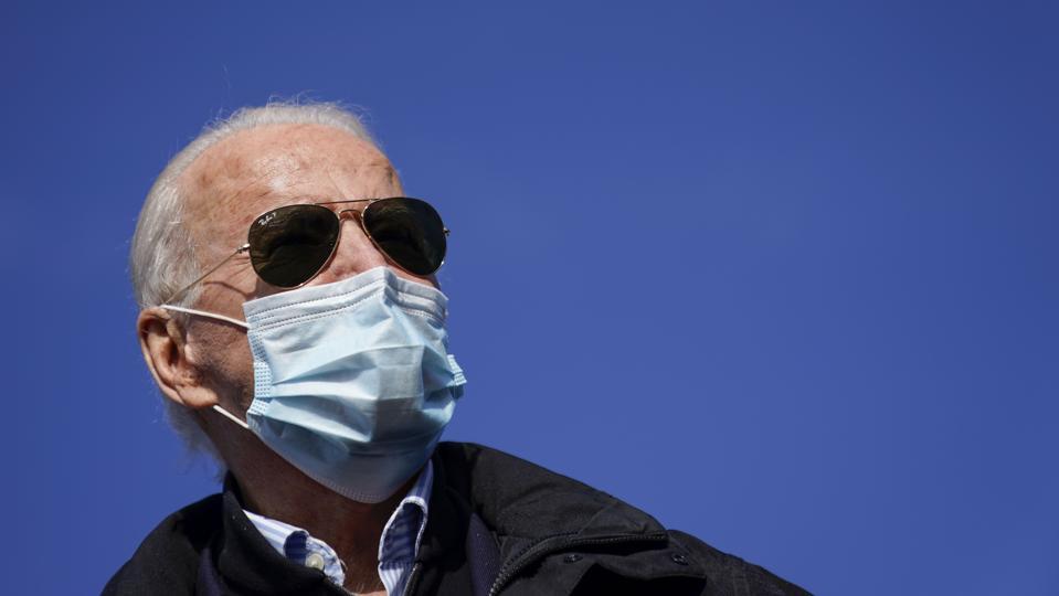 President-Elect Joe Biden Campaigns For Georgia Senate Candidates Ossoff And Warnock
