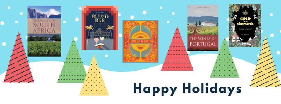 Wine and Spirits Books for the Holidays