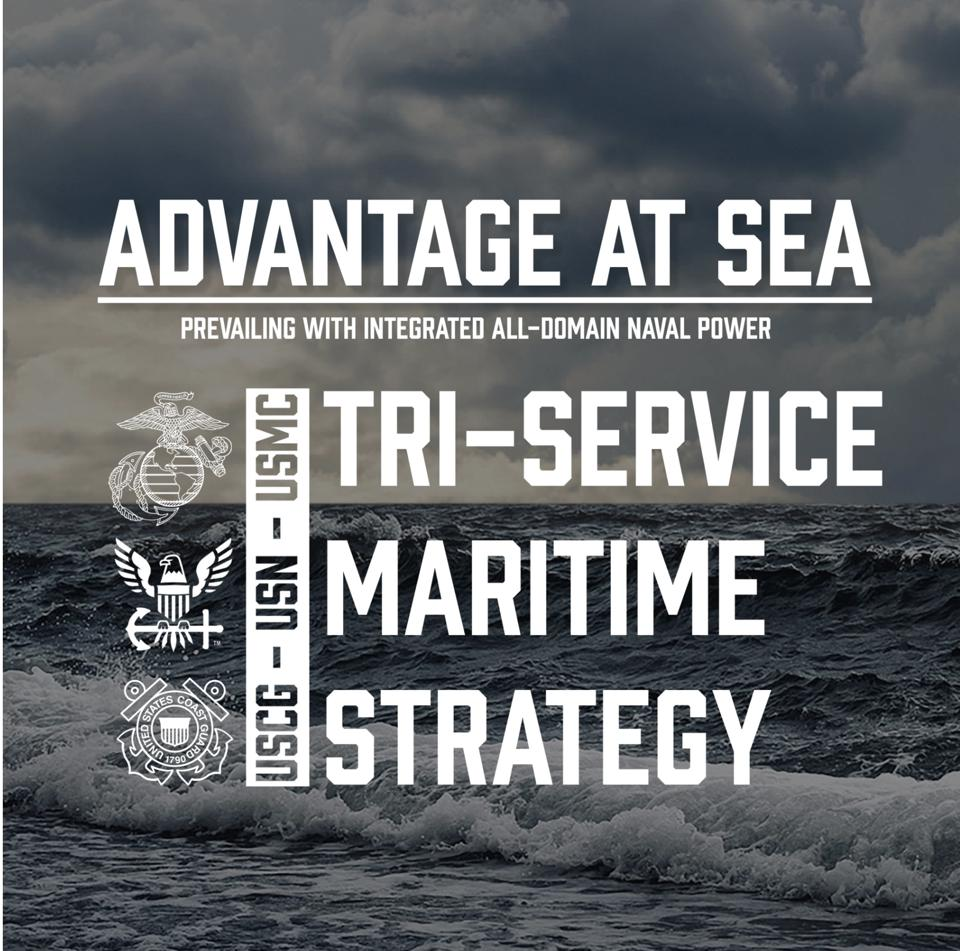 The Tri-Service Maritime Strategy is a refreshing start for the Biden Administration