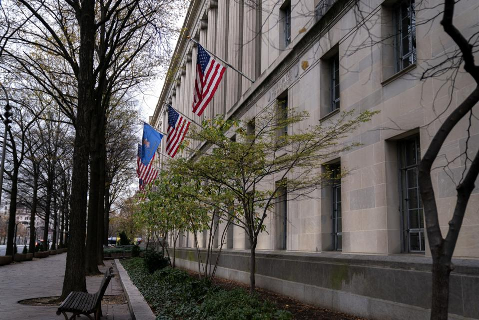 The U.S. Department of Justice is one of many U.S. government agencies whose systems are said to have been targeted by hackers who inserted malware in SolarWinds Orion software