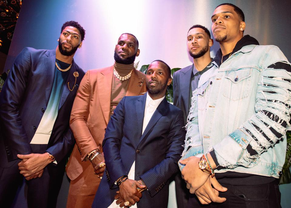 Agent Rich Paul has built Klutch Sports into one of the most powerful forces in sports.