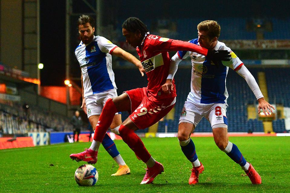 Blackburn Rovers v Middlesbrough - Sky Bet Championship