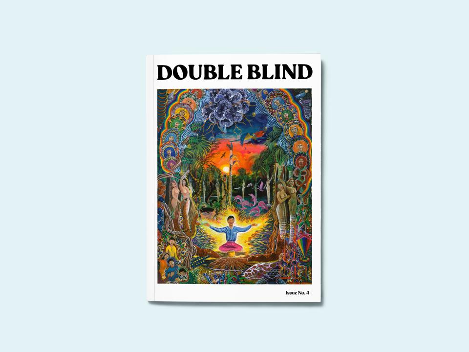 DoubleBlind cover issue 4