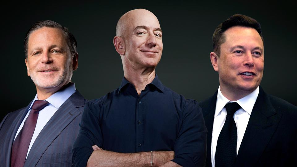 The Biggest Billionaire Winners And Losers Of 2020