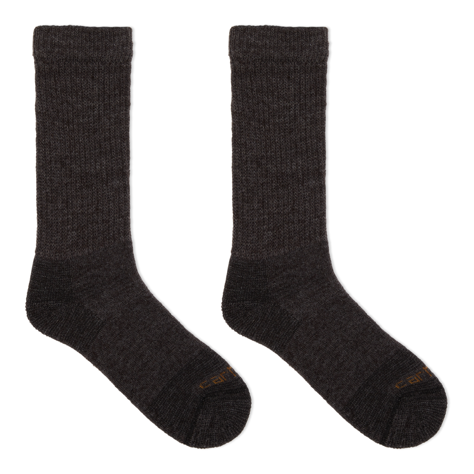 Look no further for your perfect weather sock than Carhartt via Loops & Wales