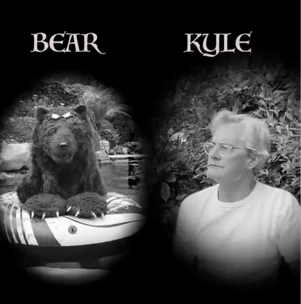 Beary Tales stars Kyle MacLachlan, who's owner and winemaker at Pursued By Bear.