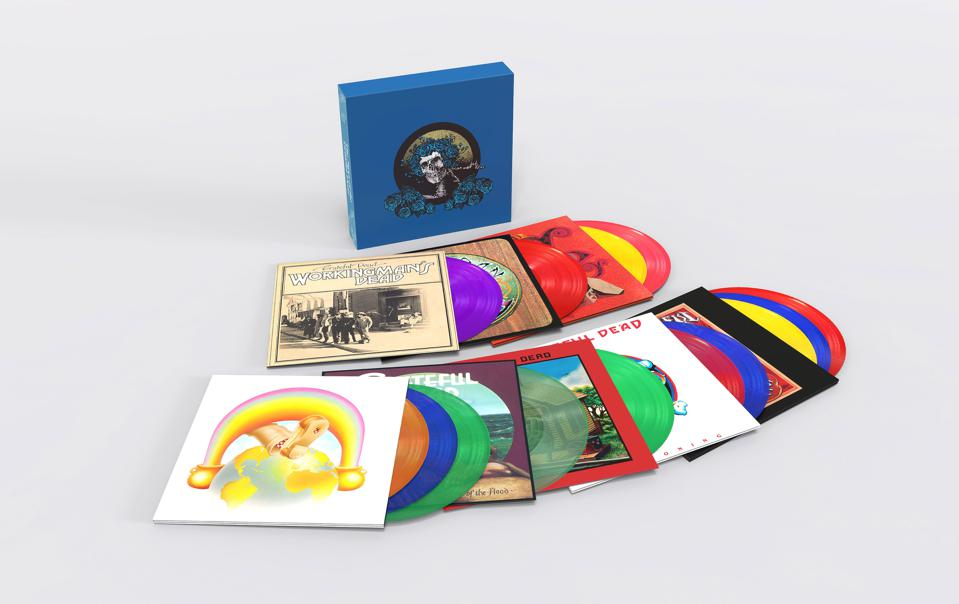 The Grateful Dead boxed set