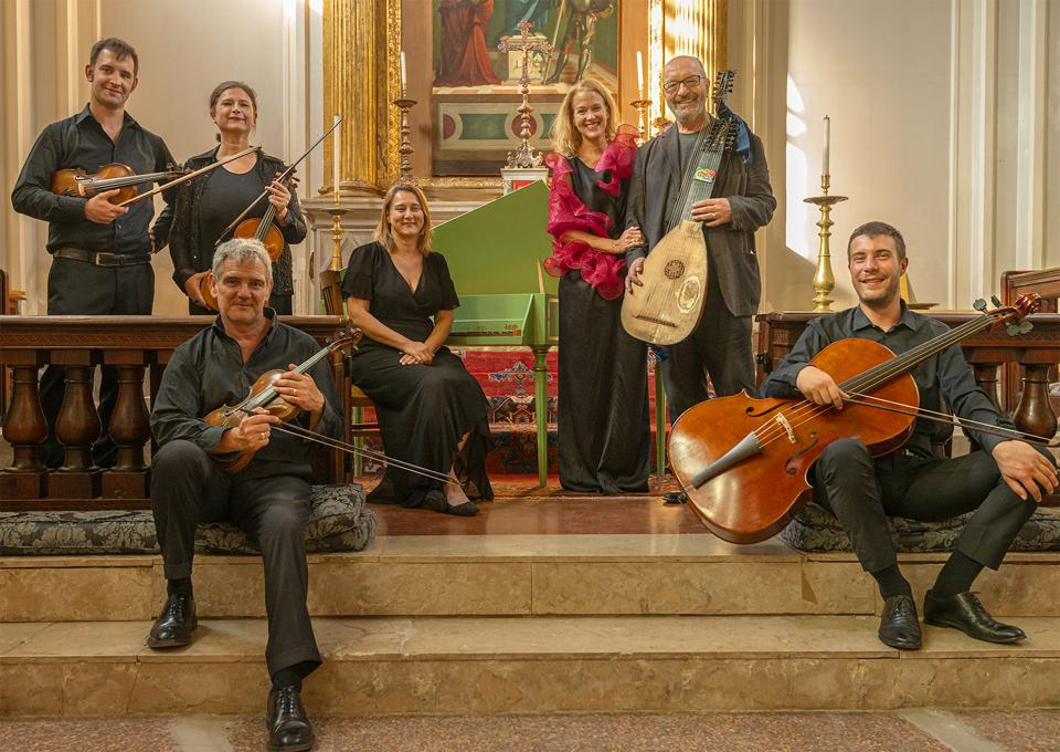 Venice music project coronavirus concert