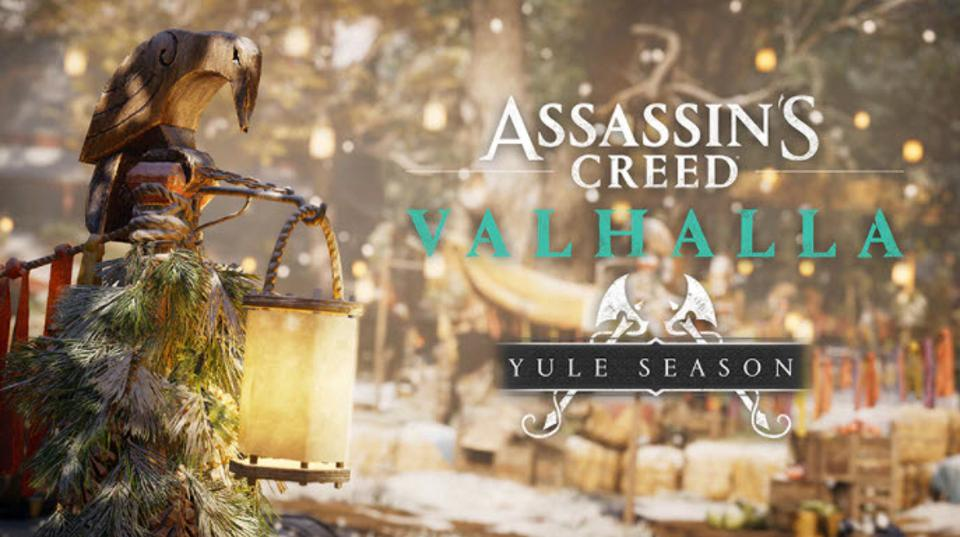 Don T Look Now But Assassin S Creed Valhalla Is Absolutely A Game As Service