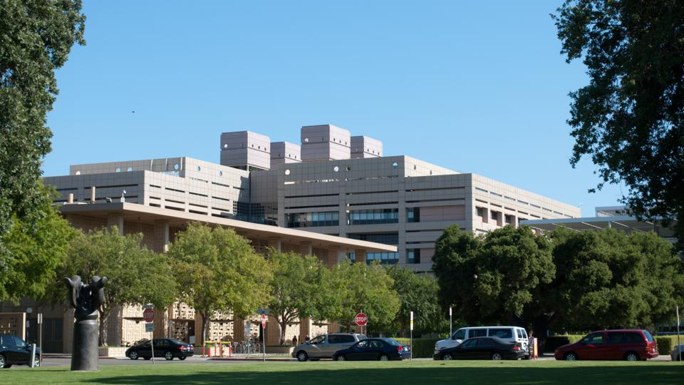 Stanford Hospital at Stanford University