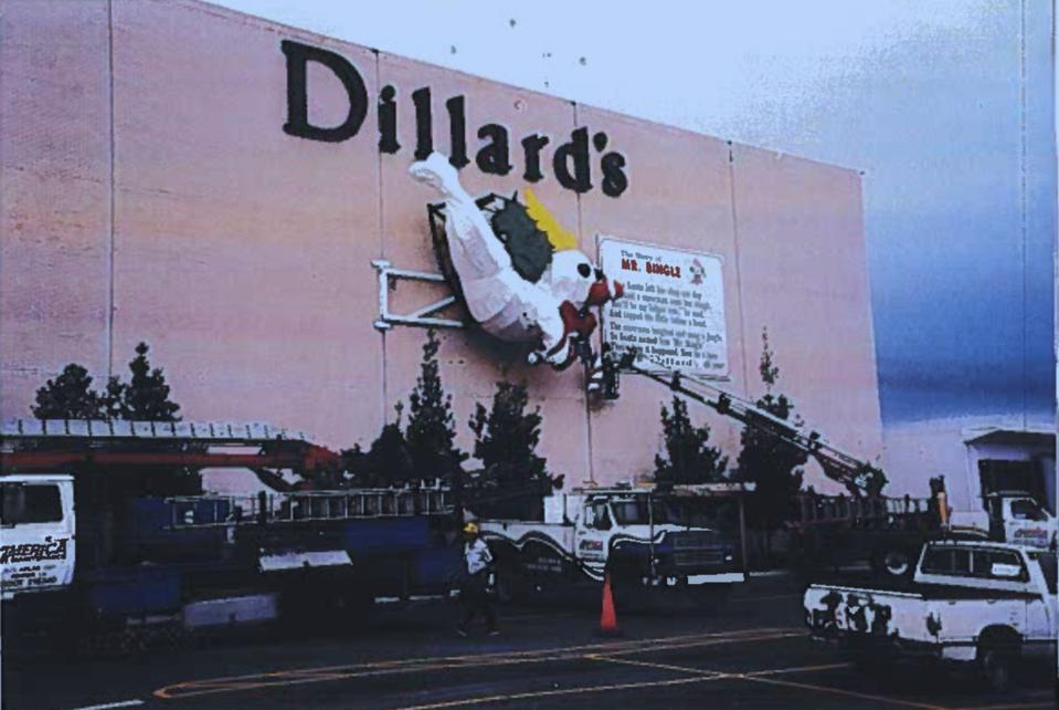 Mr Bingle Dillard's