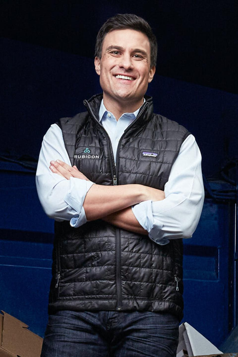 Nate Morris, Rubicon Chairman and CEO