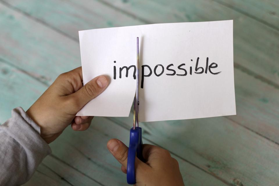 When we develop holistically, the synergies take our mindsets from ″impossible″ to ″I'm possible″.