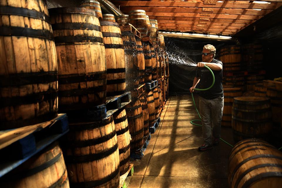 Marble Distilling Co. & The Distillery Inn