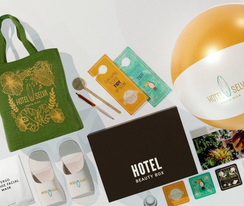 Hotel Beauty Box
