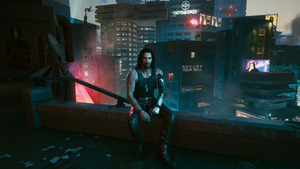 CDPR Confirms The Bizarrely Specific Path To Cyberpunk ...