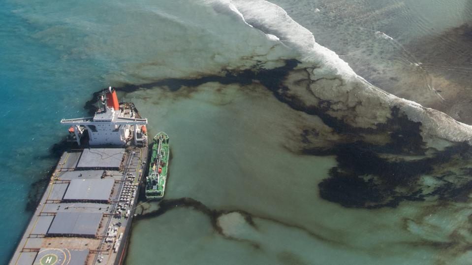 Aug 2020: BP's VLSFO fuel leaked from the Wakashio on the Indian Ocean island of Mauritius.  Until now, BP has refused to hand over its sample for analysis.