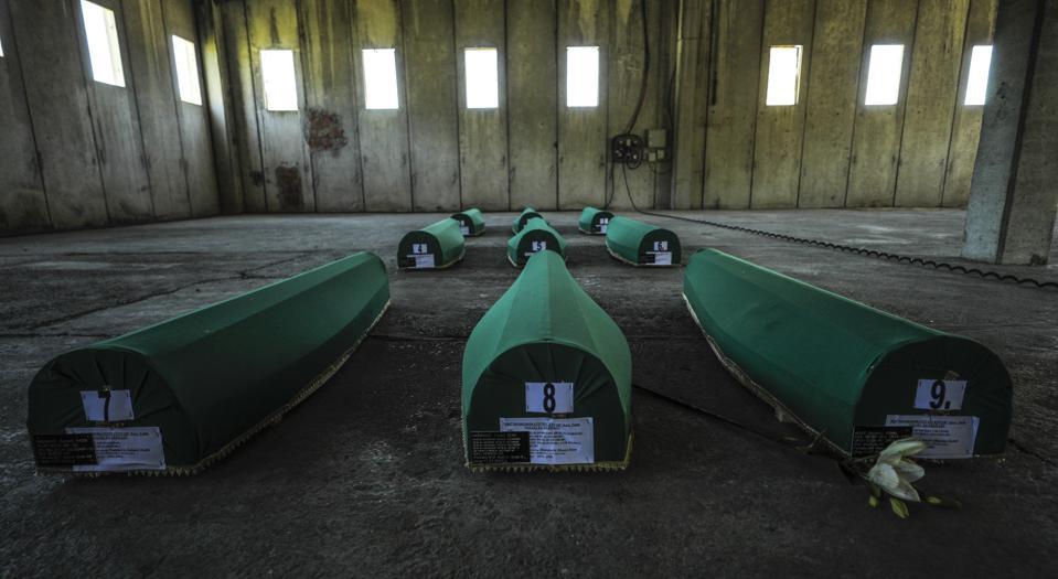 Ahead of 25th anniversary of the Srebrenica massacre