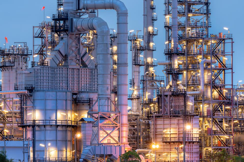 Oil refineries would be asked to invent a completely new type of fuel by mixing various chemicals together