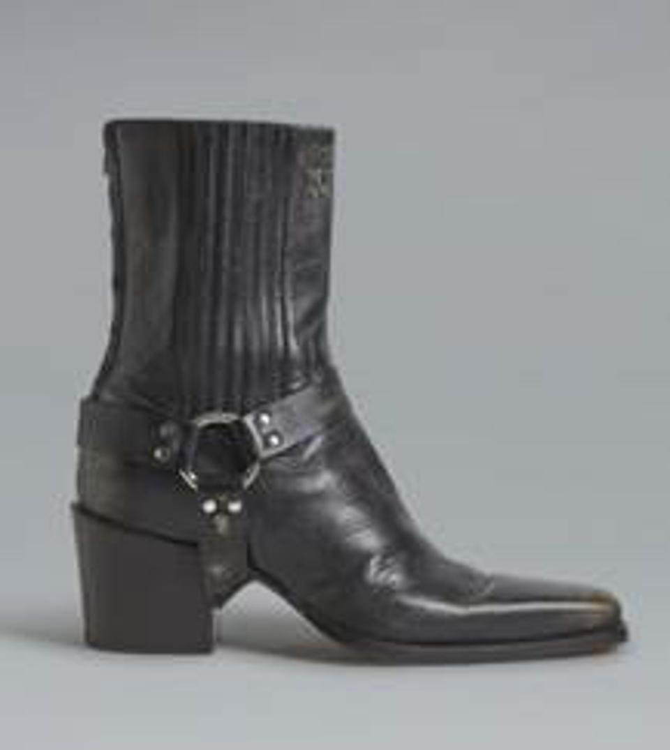 DSQUARED2 Biker Ring Ankle Boot